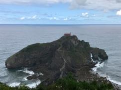 La Ermita de San Juan de Gaztelugatxe