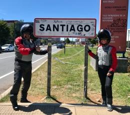 Santiago de Compostela llegada